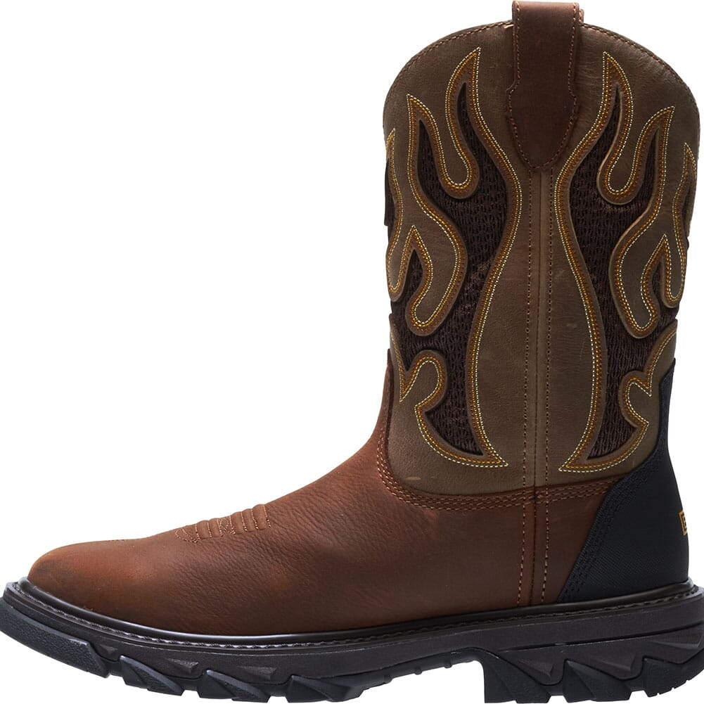 Wolverine Men's Ranch King Work Boots - Tan
