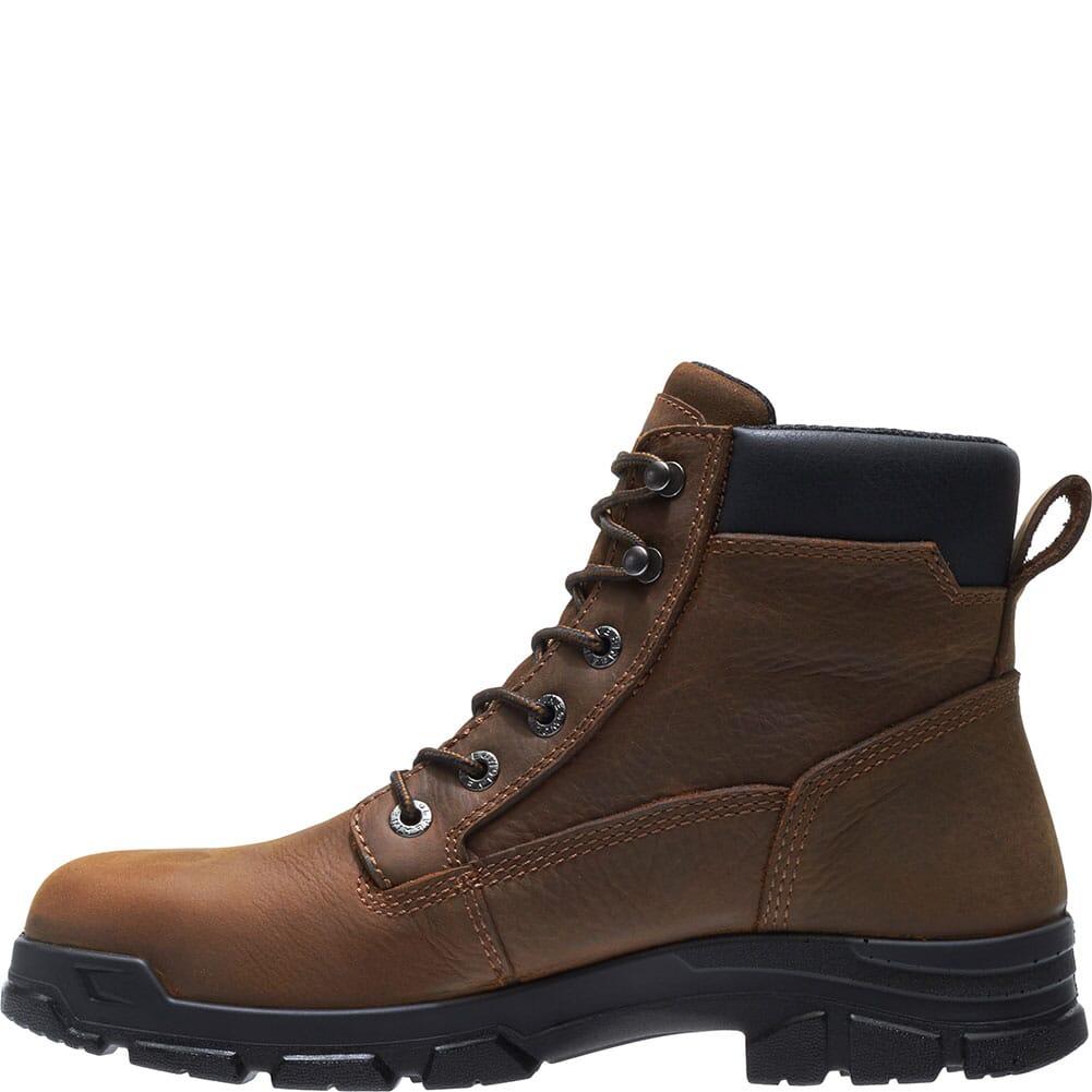 Wolverine Men's Chainhand WP Safety Boots - Dark Brown