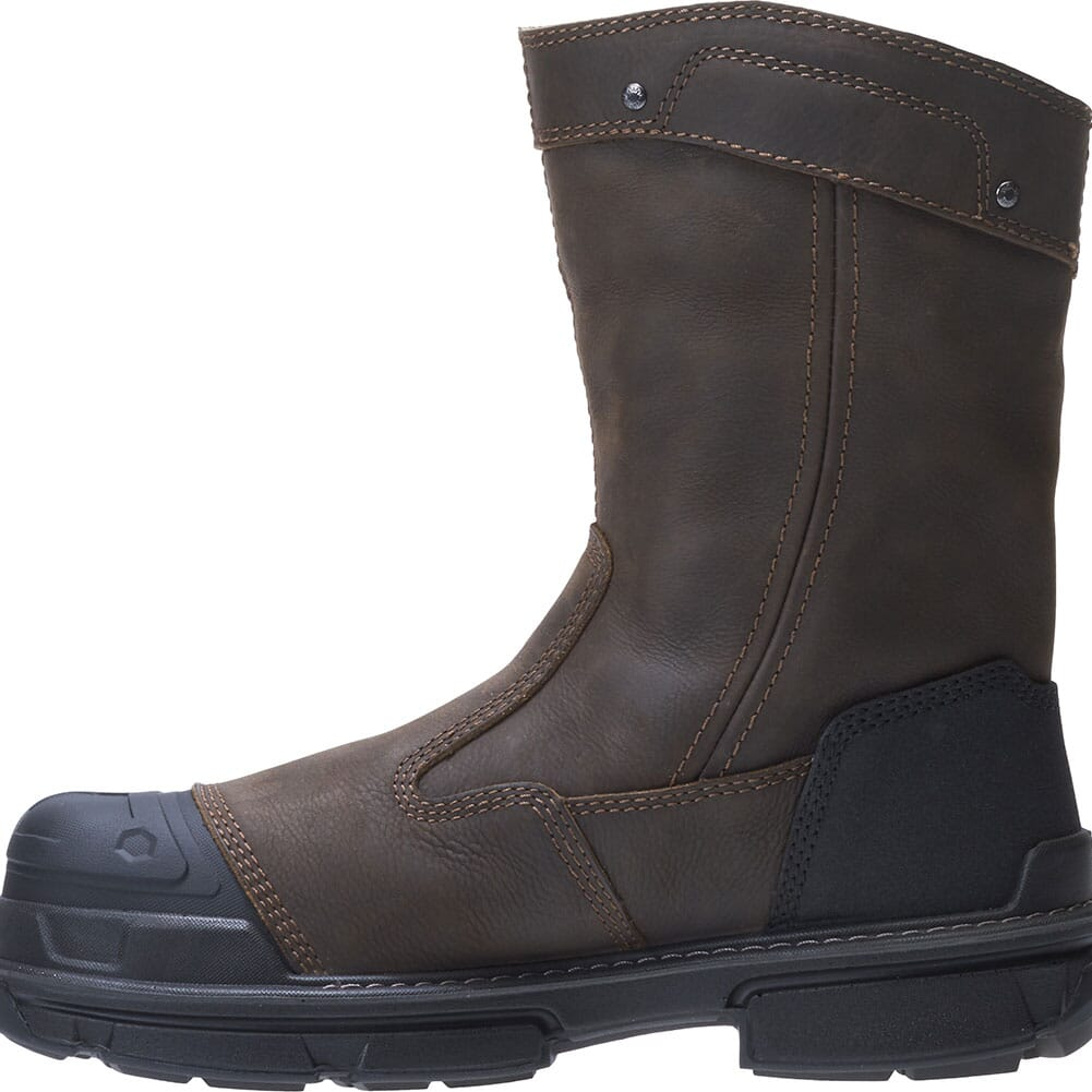 Wolverine Men's Yukon Safety Boots - Coffee Bean