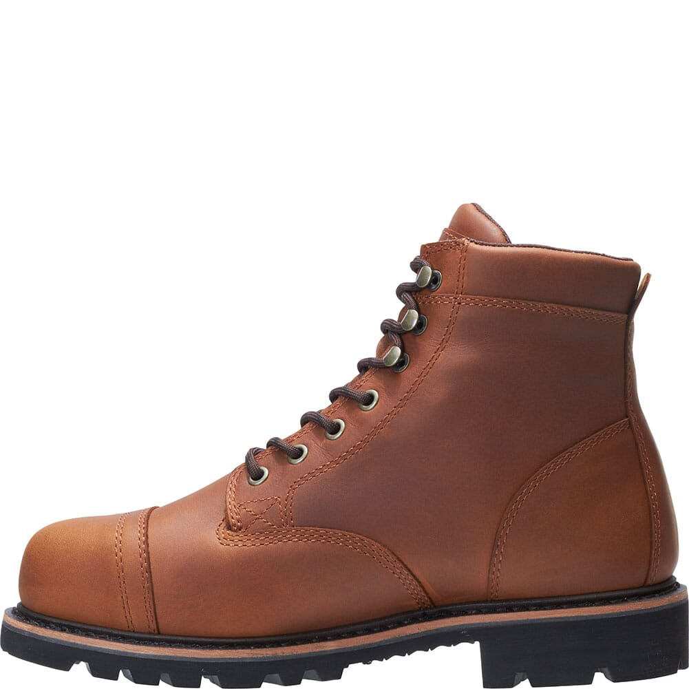 Wolverine Men's Journeyman Safety Boots - Brown