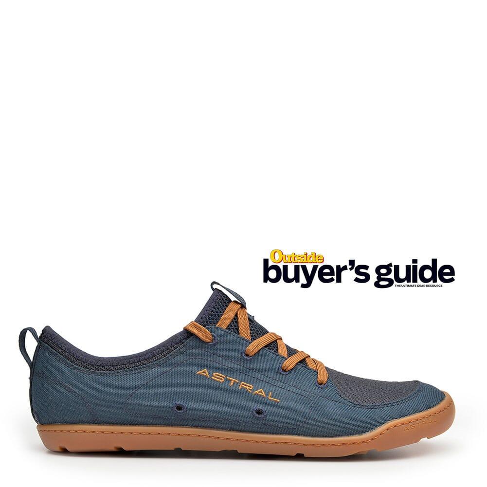 Astral Men's Loyak Sneakers - Navy/Brown