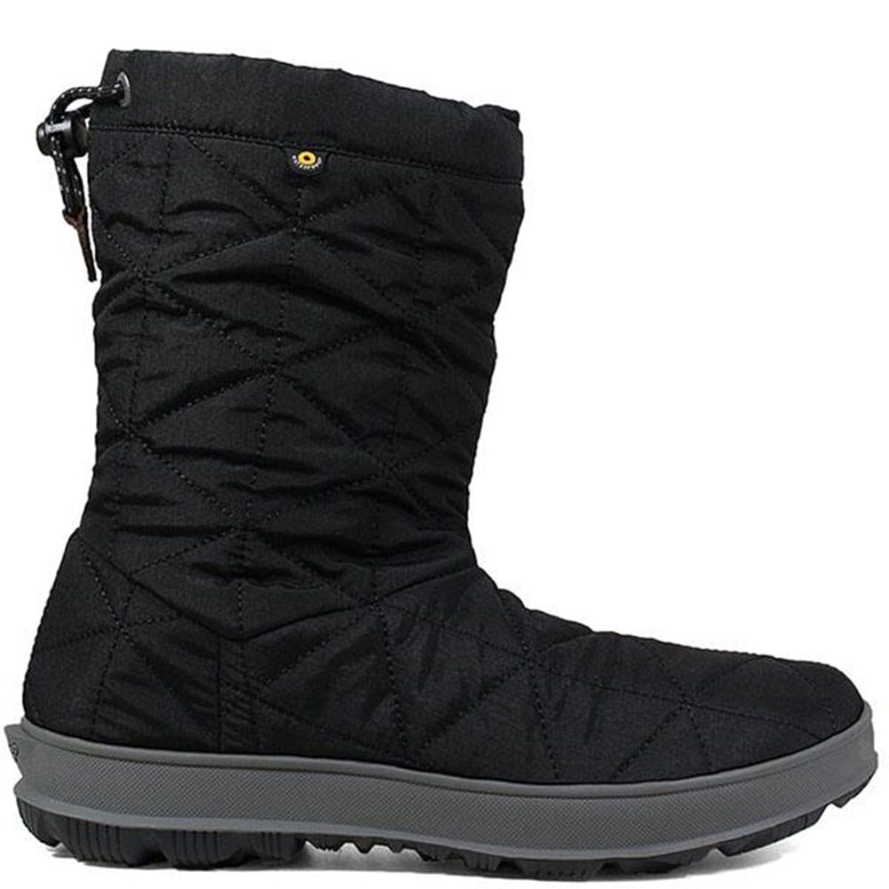 72238-001 Bogs Women's Snowday Mid Pac Boots - Black
