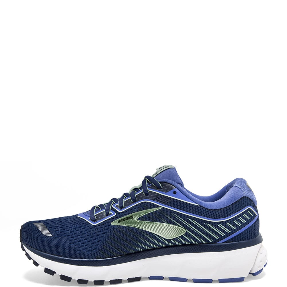 Brooks Women's Ghost 12 Road Running Shoes - Blue/Aqua