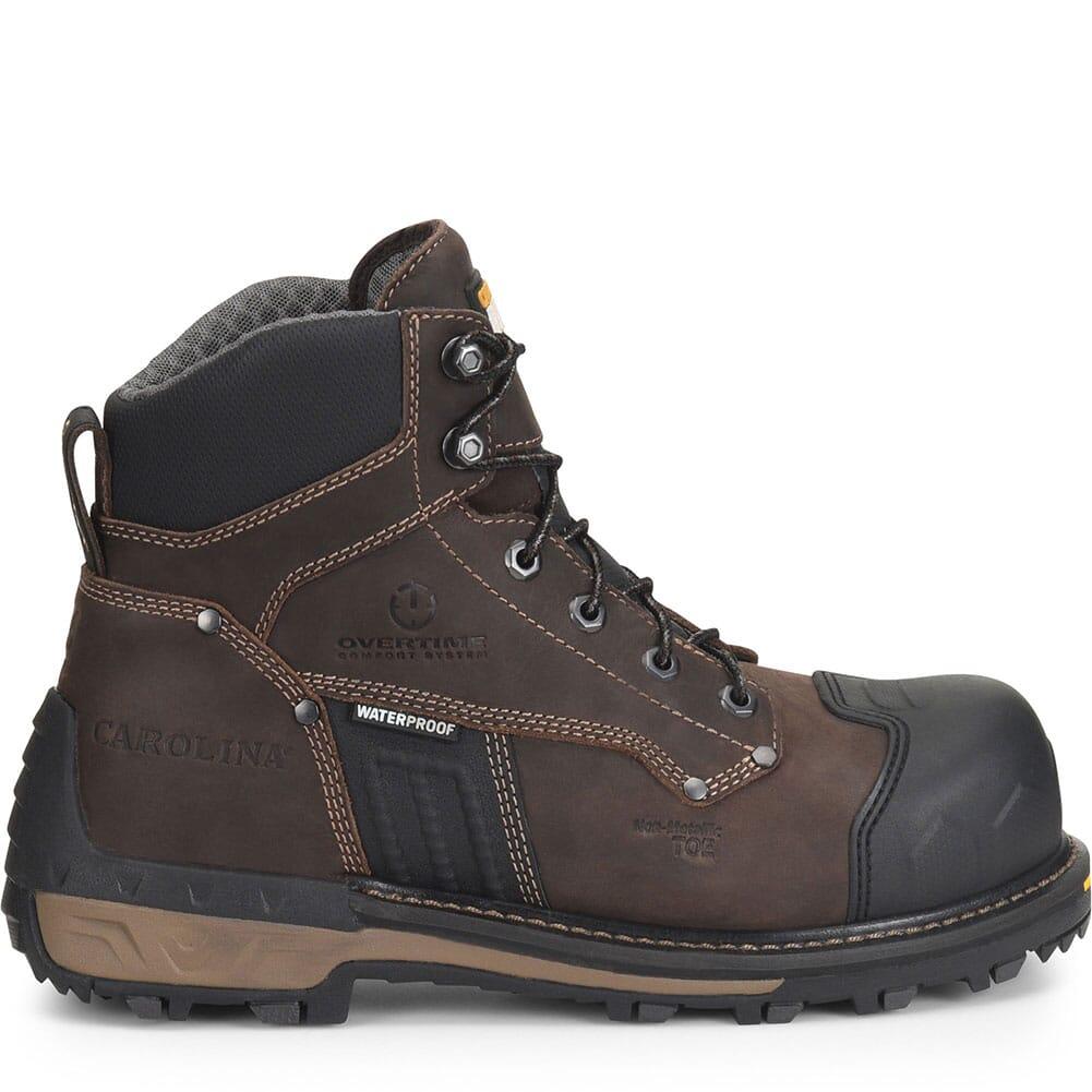 Carolina Men's Maximus 2.0 Safety Loggers - Brown