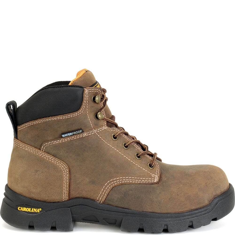 Carolina Men's Circuit Work Boots - Brown