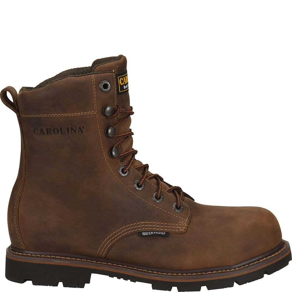 Carolina Men's Installer Safety Boots - Mohawk Brown