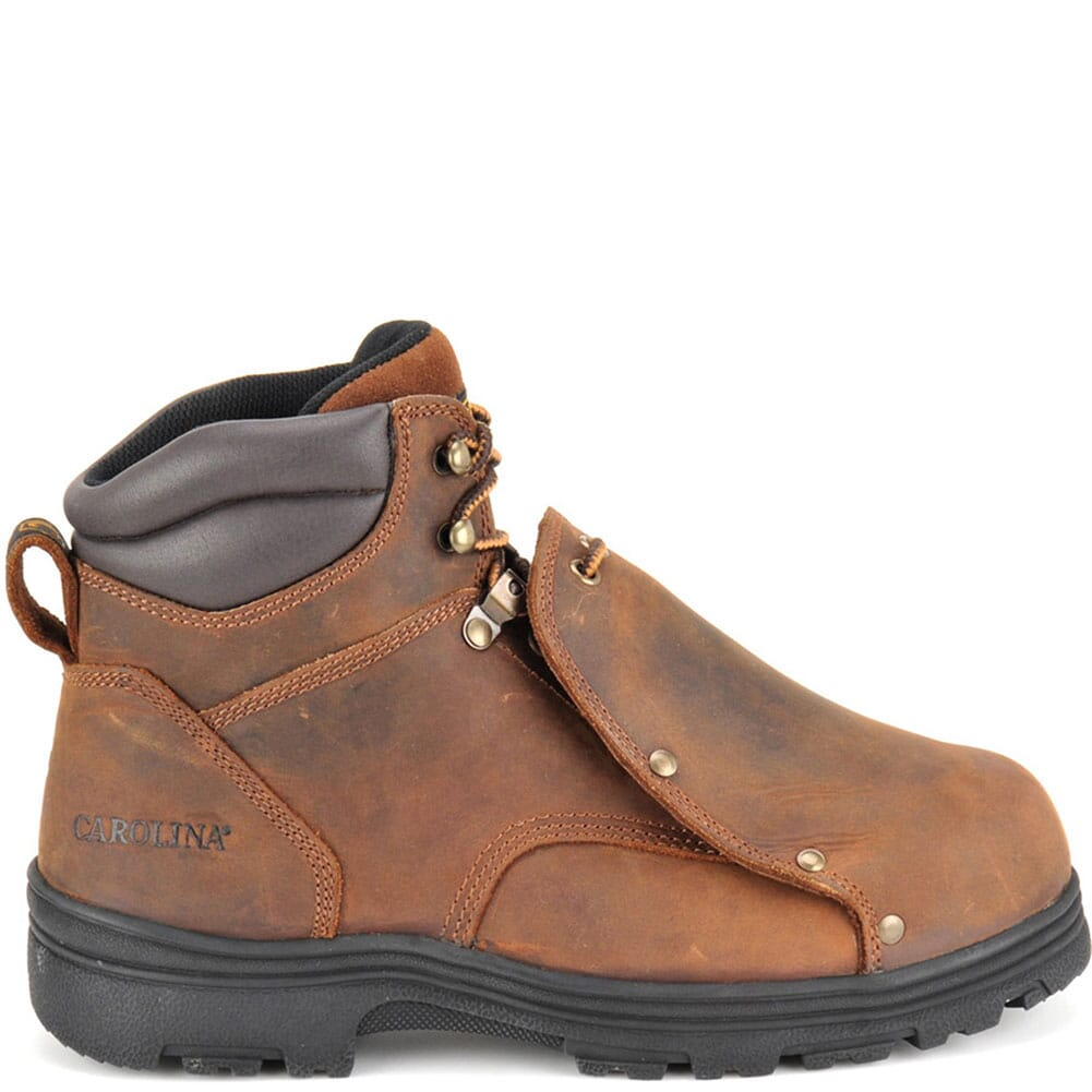 Carolina Men's Met Guard Safety Boots - Brown