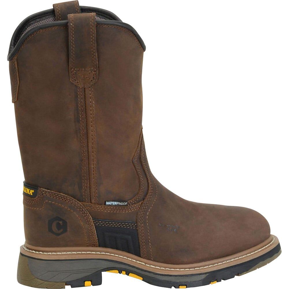 Carolina Men's Workflex CT Safety Boots - Tan Crazy