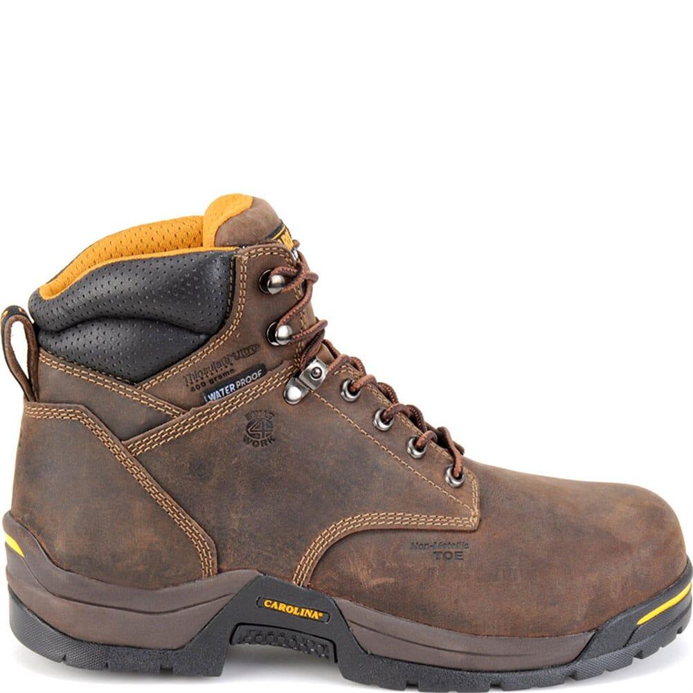 Carolina Men's INS Waterproof Work Boots - Gaucho