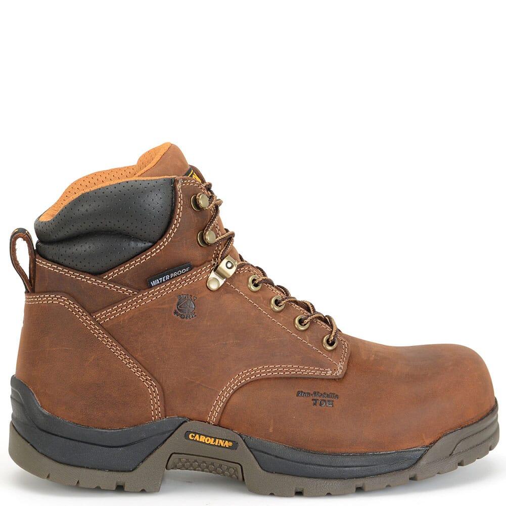 Carolina Men's Bruno Lo Safety Boots - Copper