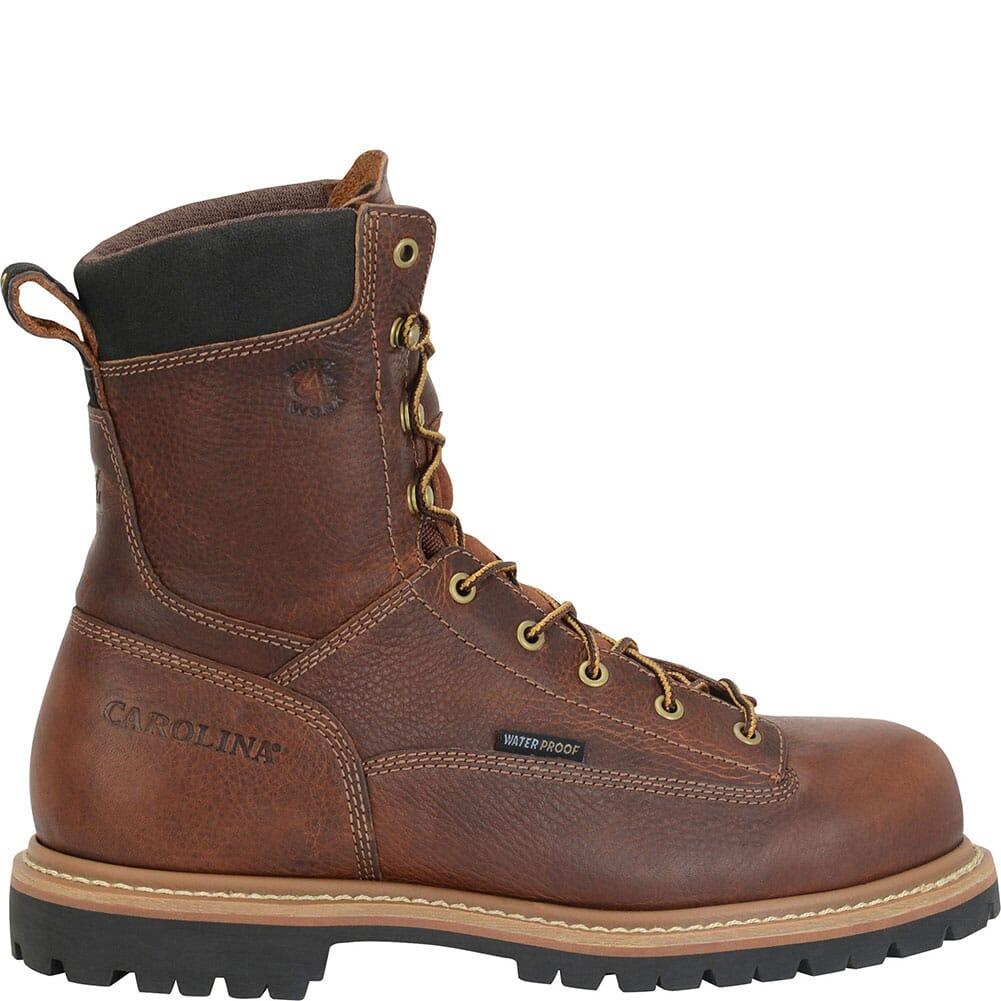Carolina Men's Grind Safety Boots - Brown