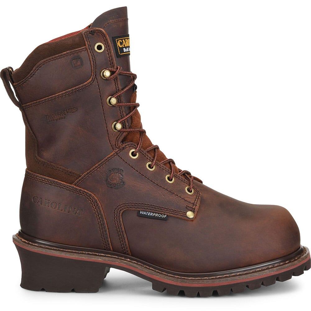Carolina Men's Rex Safety Boots - Oakwood