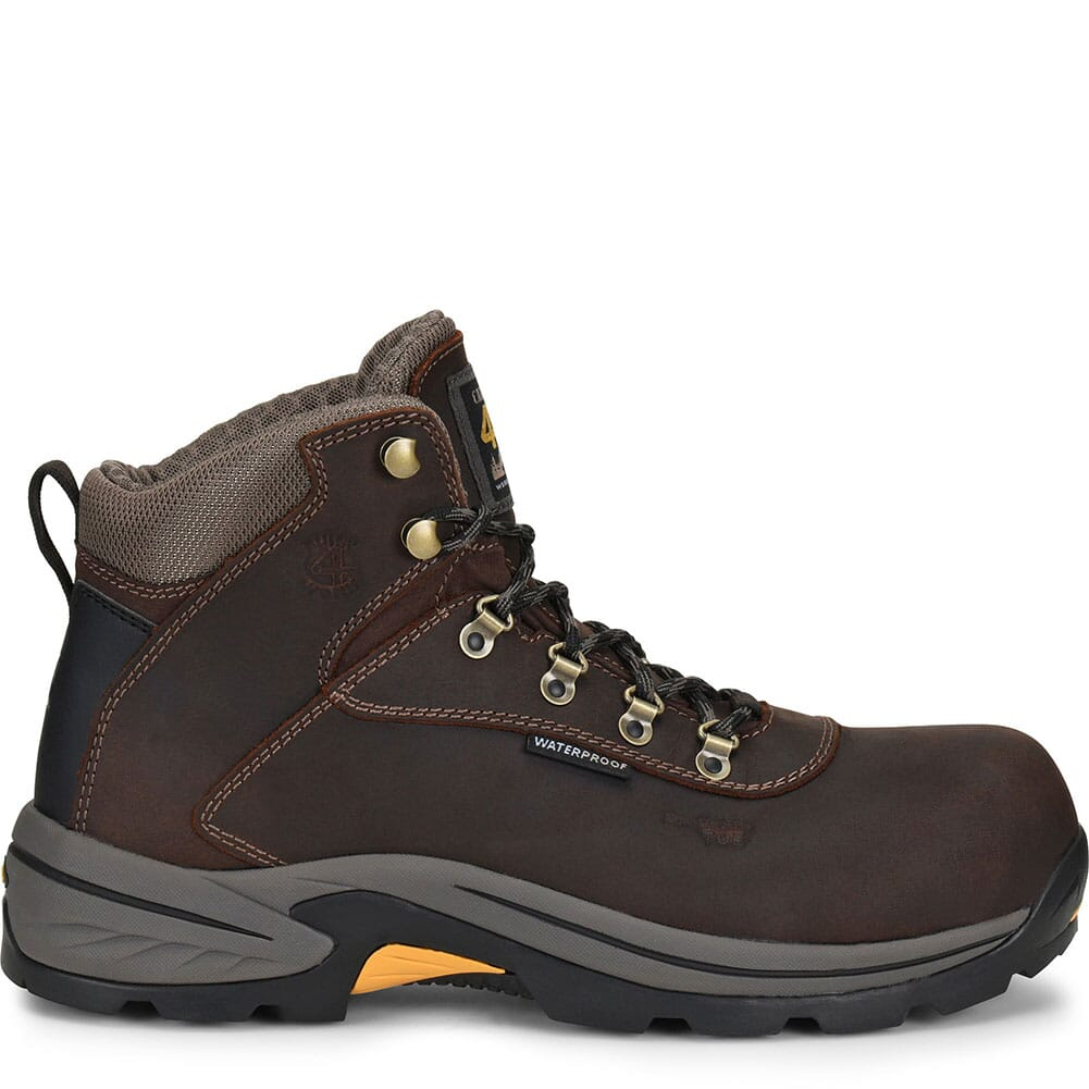 Carolina Men's Martensite Safety Boots - Brown