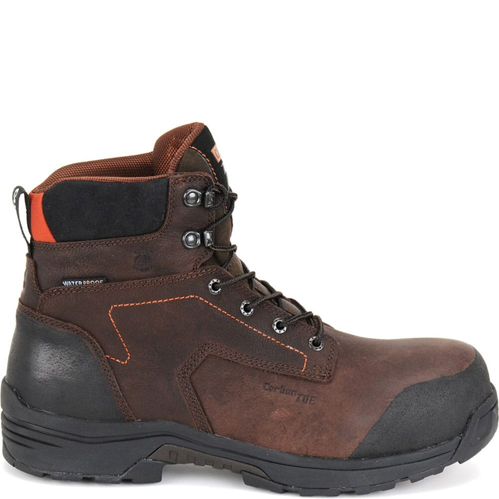 Carolina Men's Lytning WP Safety Boots - Brown