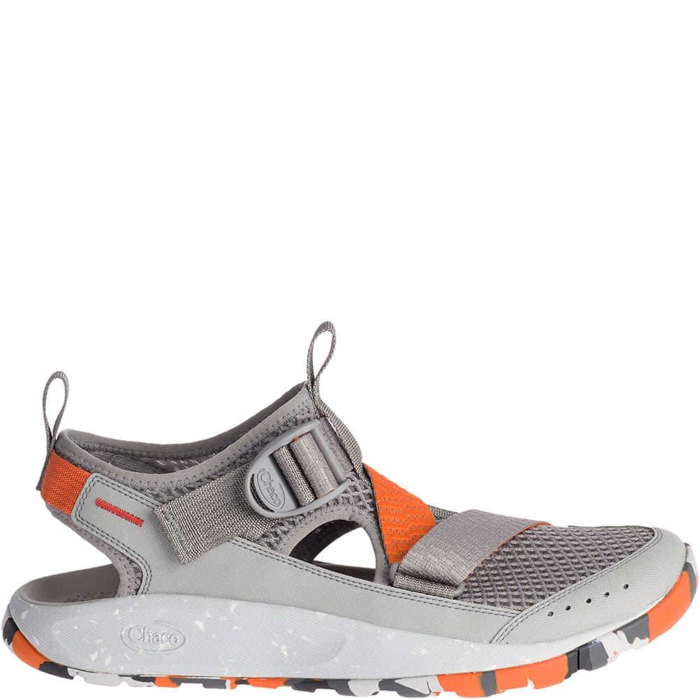 Chaco Men's Odyssey Sport Sandals - Gray
