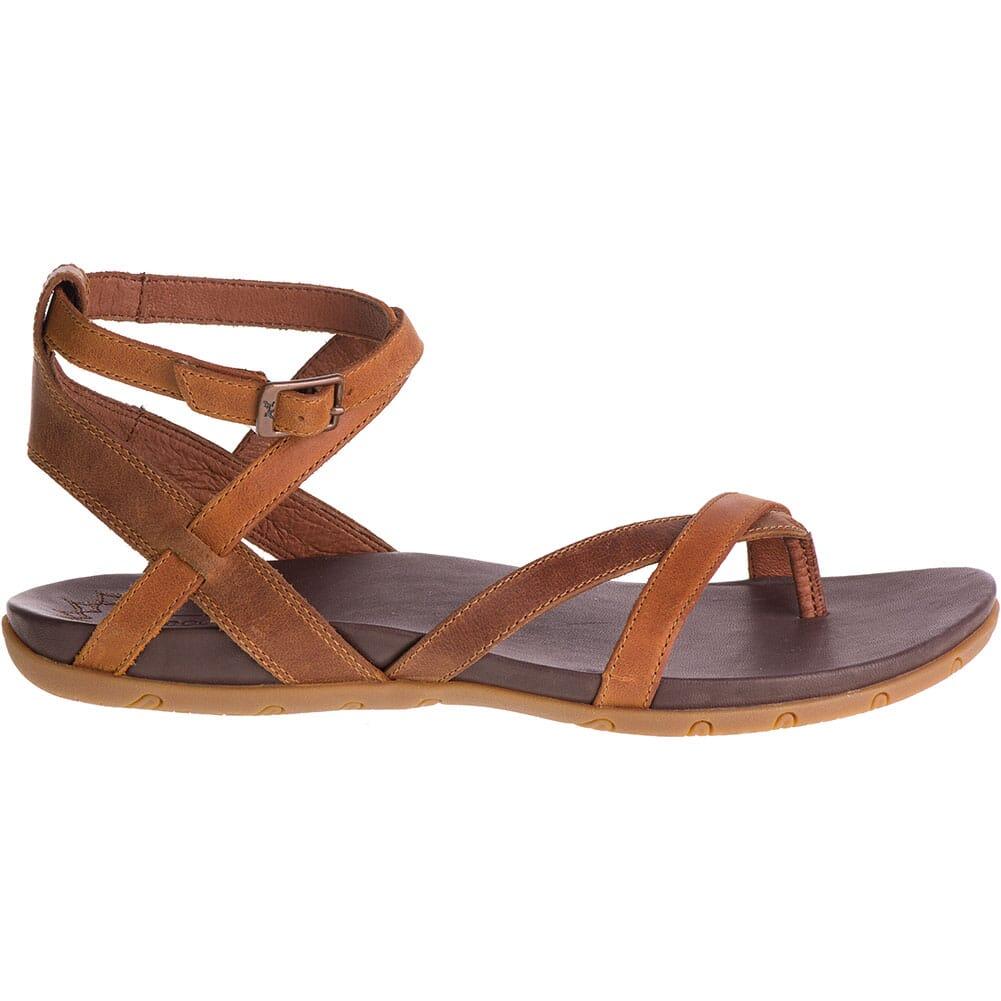 Chaco Women's Juniper Sandals - Rust