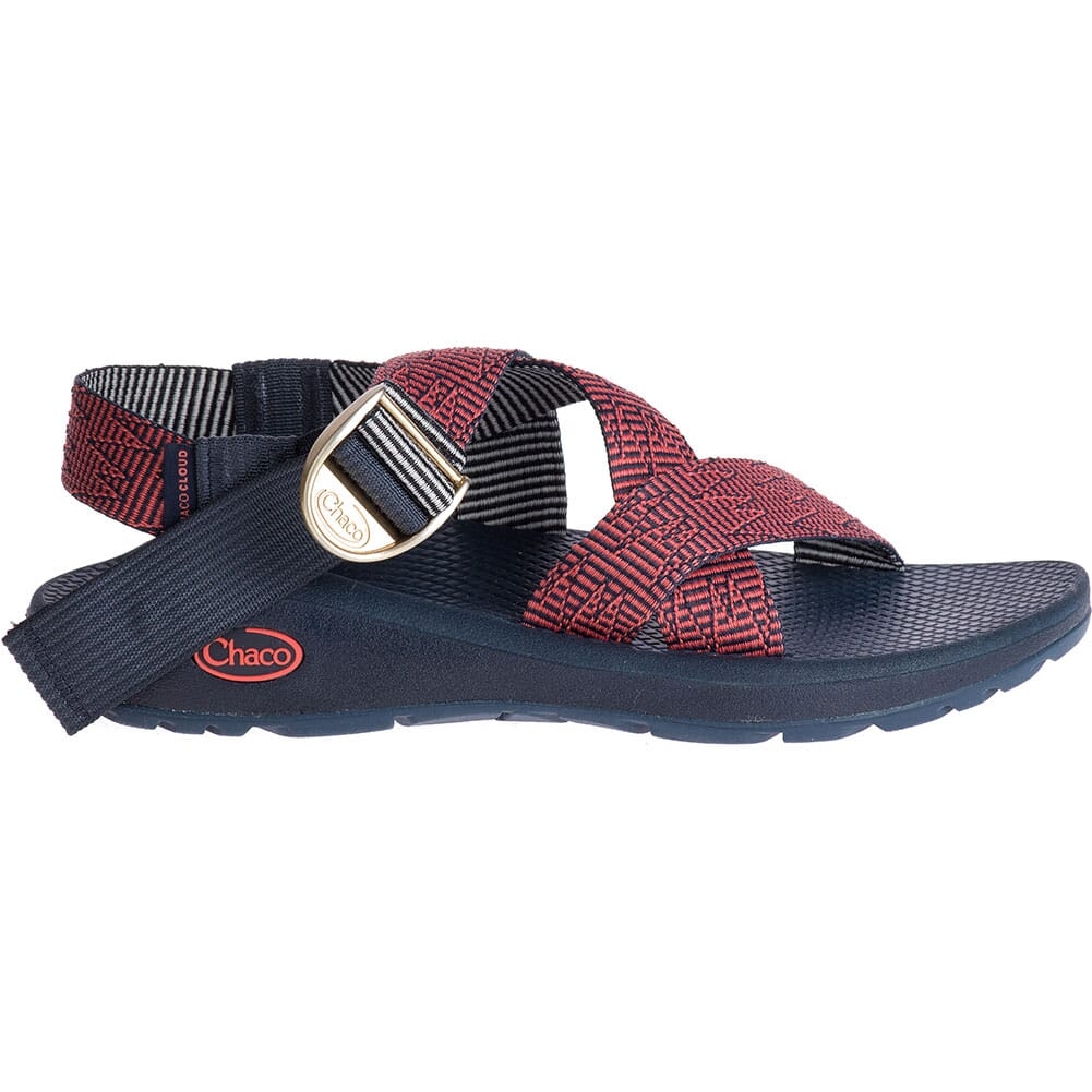 Chaco Women's Mega Z/Cloud Sandals - Blazer Navy