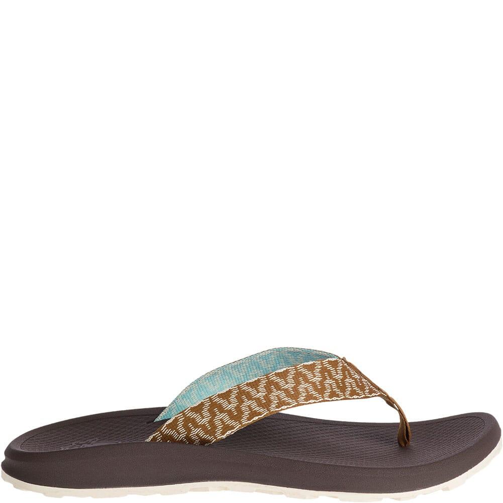 Chaco Men's Playa Pro Web Sandals - Tune Cognac