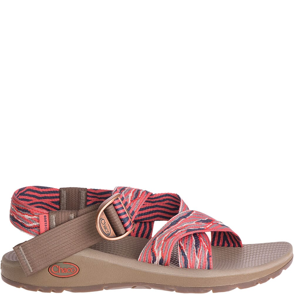 Chaco Women's Mega Z/Cloud Sandals - Blend Grenadine