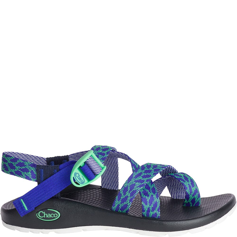 Chaco Women's Z/2 Classic Wide Sandals - Foliole Royal