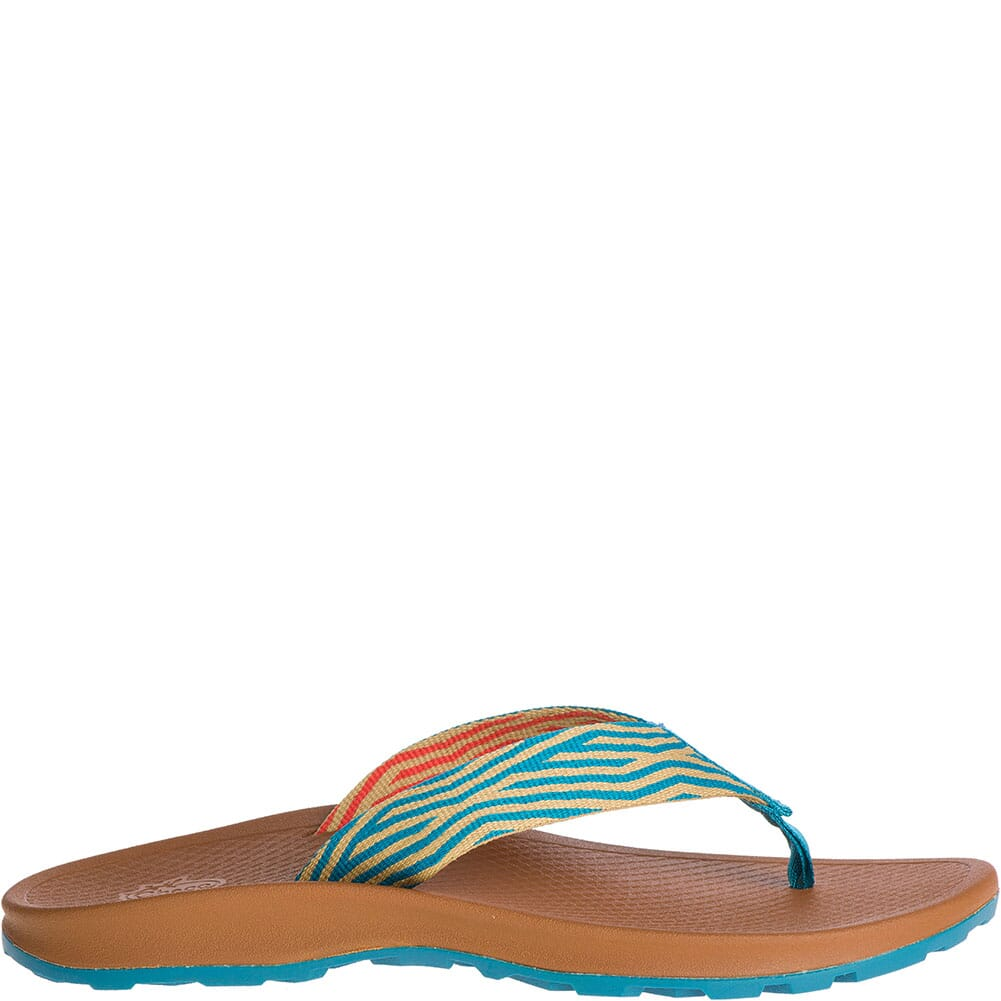 Chaco Women's Playa Pro Web Sandals - Hash Curry