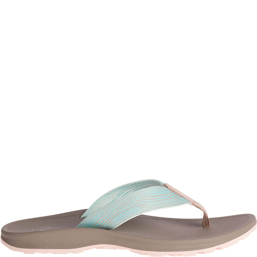 Chaco Women's Playa Pro Web Sandals - Reverb Aqua