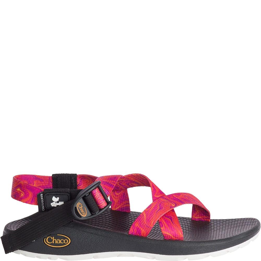Chaco Women's Z/Cloud Sandals - Ascend Pink