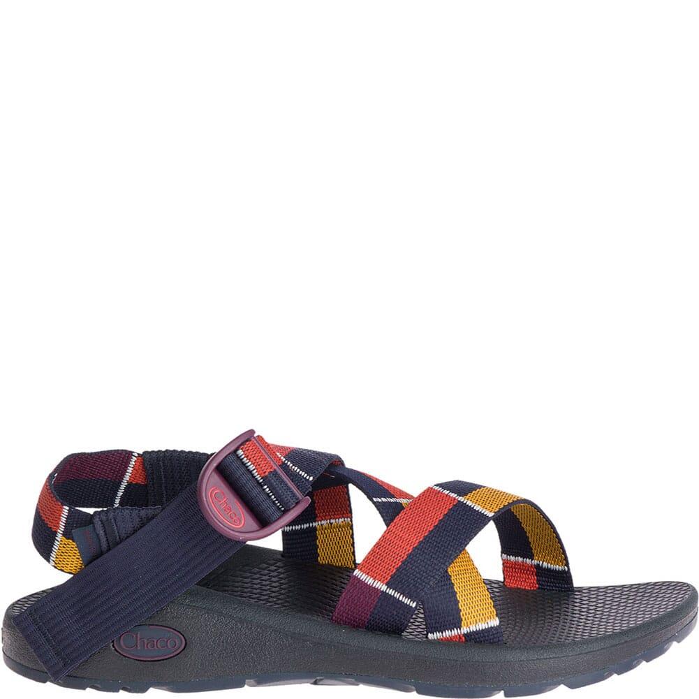 JCH107754 Chaco Men's Mega Z/Cloud Sandals - Blocboum Red