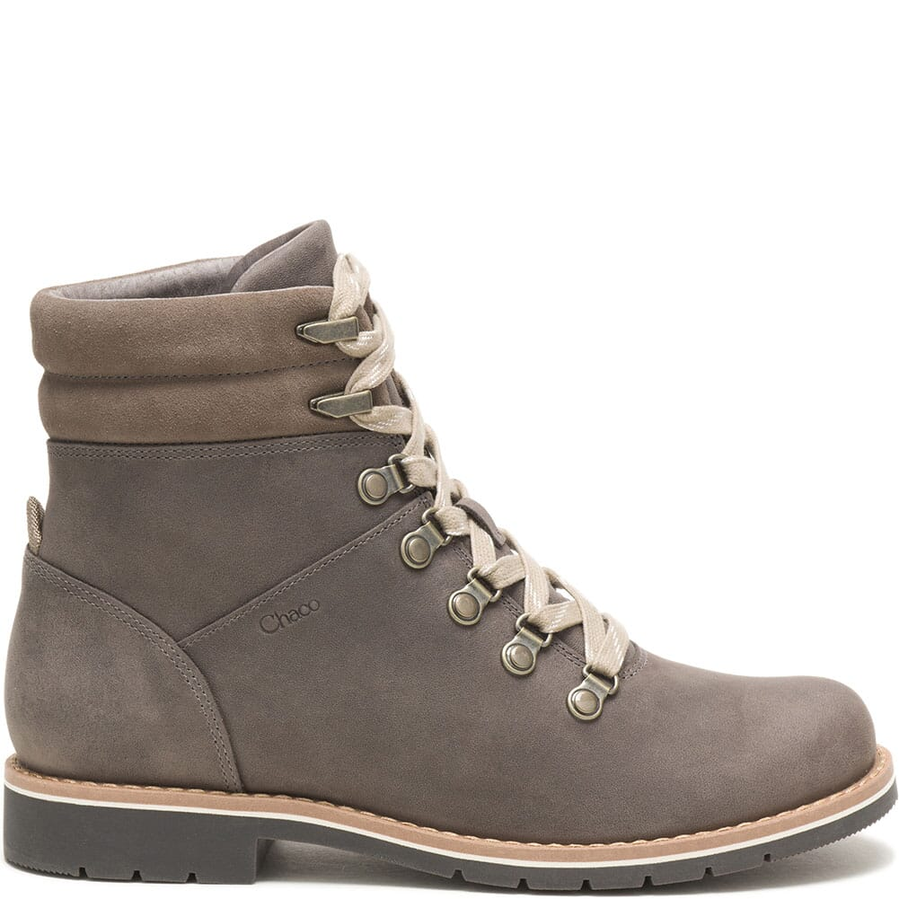 JCH108346 Chaco Women's Cataluna Explorer Boots - Morel Brown