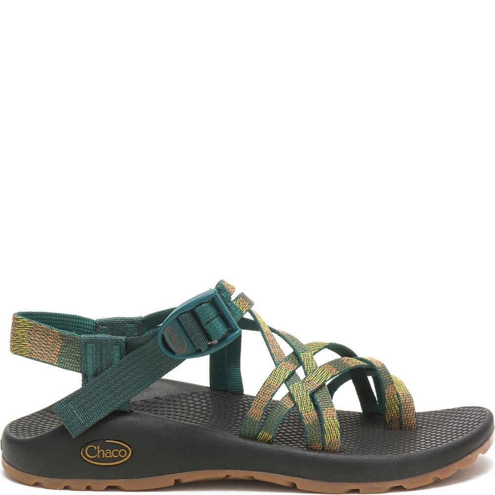 JCH108698 Chaco Women's ZX/2 Classic Sandals - Weave Moss