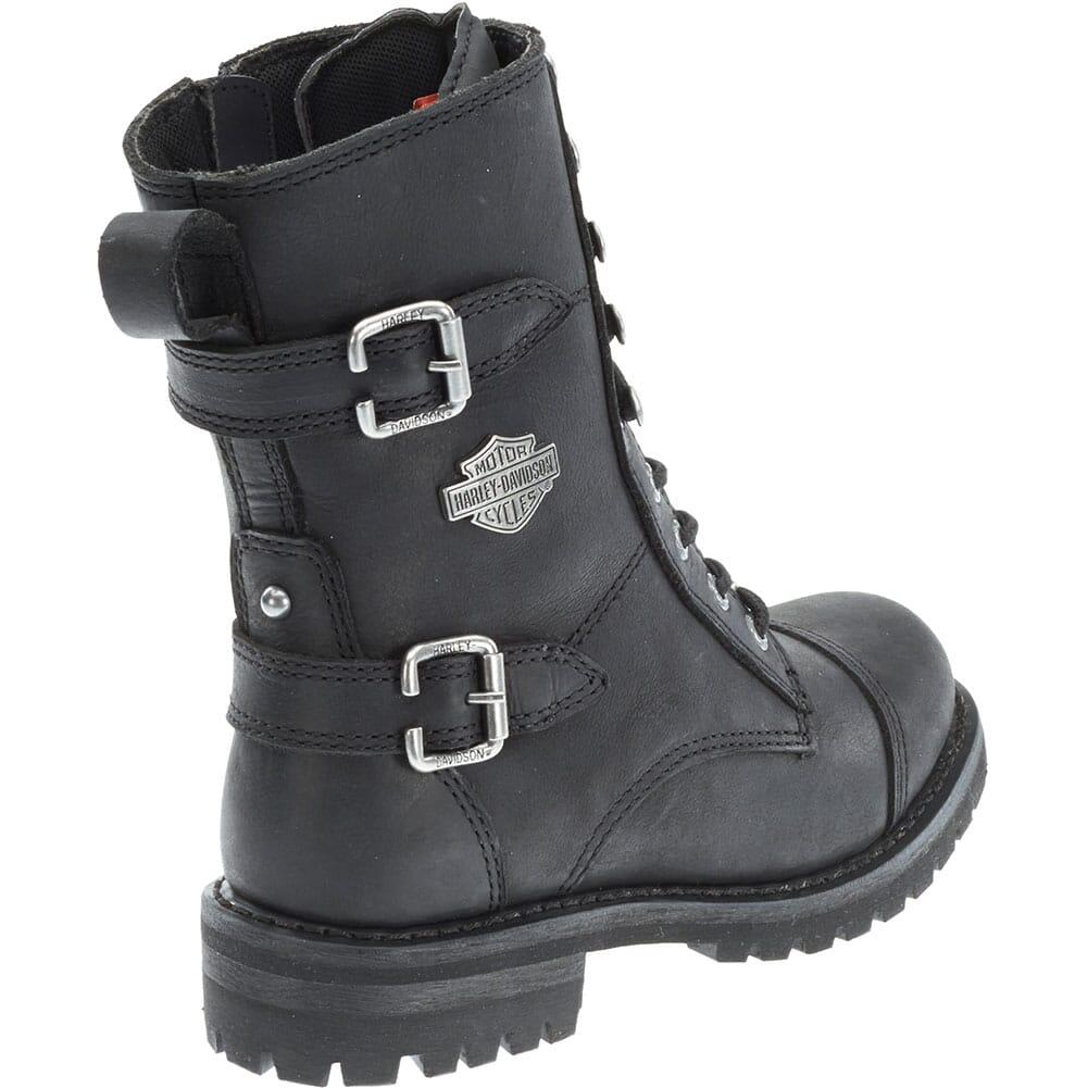 Harley Davidson Women's Balsa Motorcycle Boots - Black