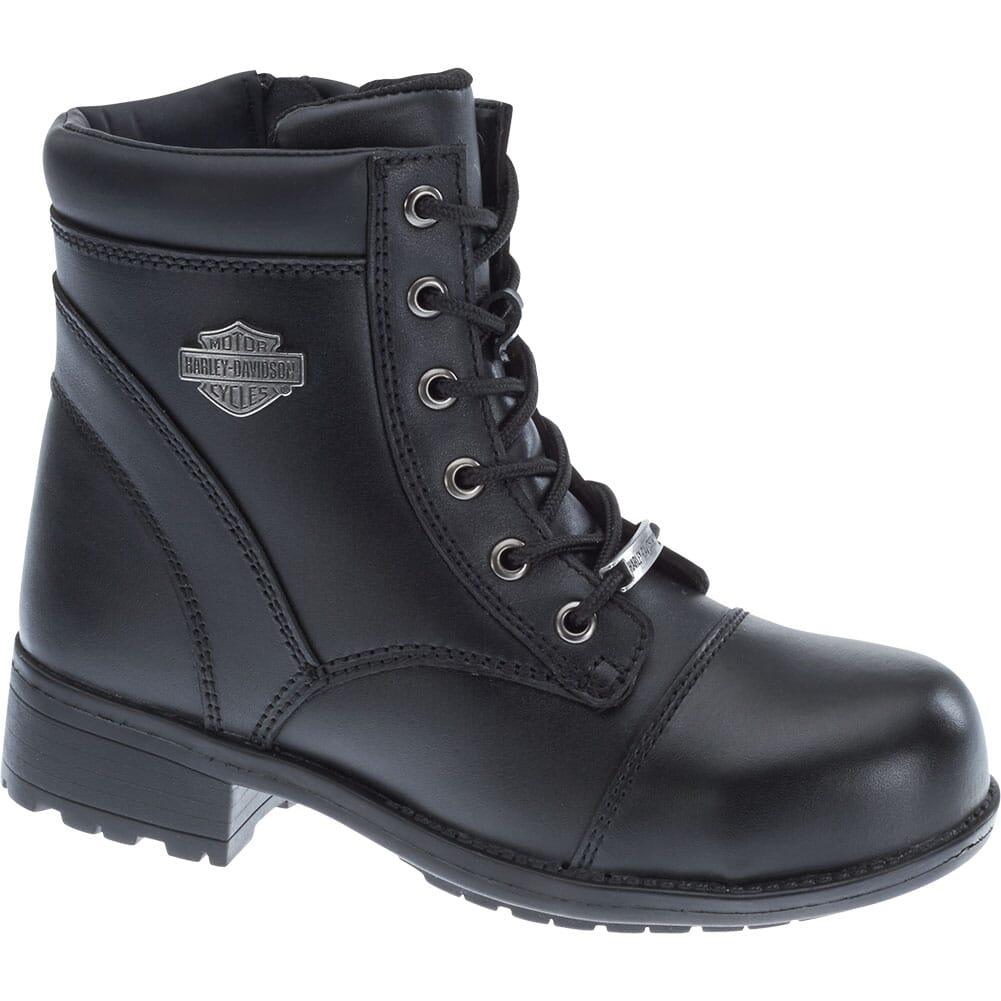 Harley Davidson Women's Raine Safety Boots - Black
