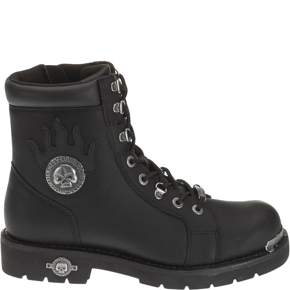 Harley Davidson Men's Diversion Motorcycle Boots - Black