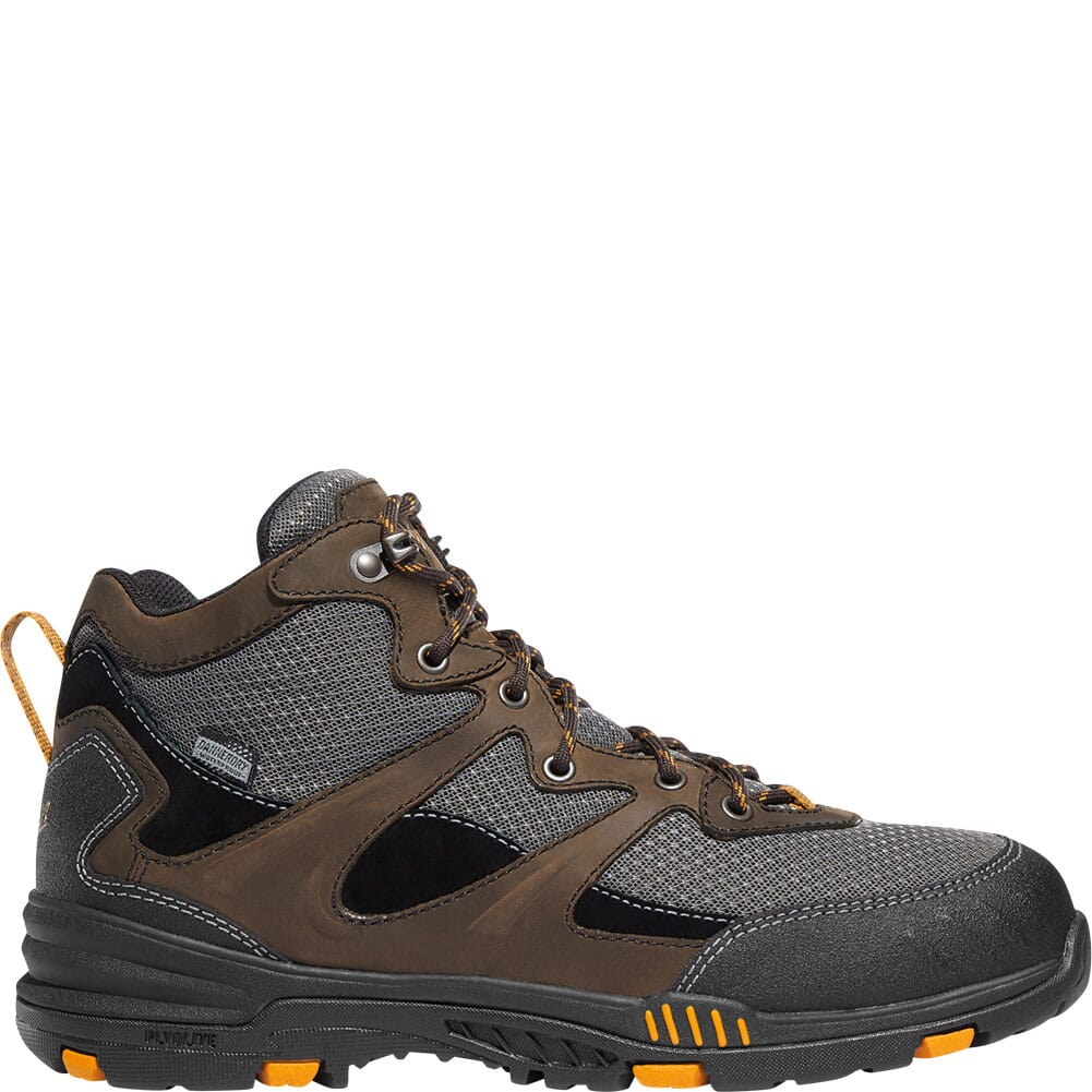 Danner Men's Springfield WP Hiking Boots  - Brown/Orange