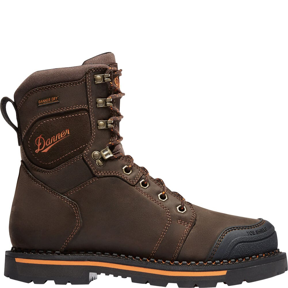 Danner Men's Trakwelt Work Boots - Brown
