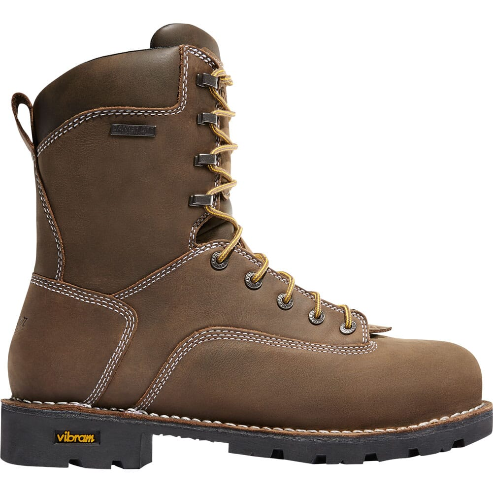 Danner Men's Gritstone Safety Boots - Brown