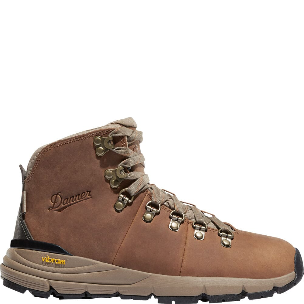 Danner Women's Mountain 600 Hiking Boots - Brown