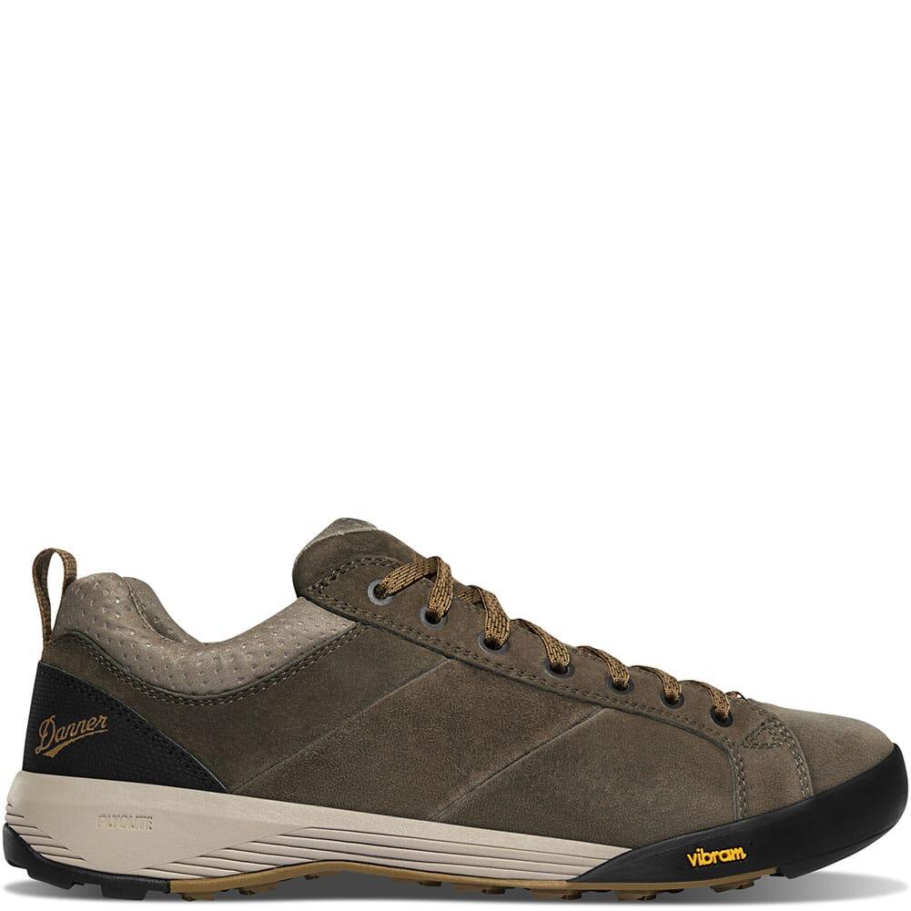 63253 Danner Men's Camp Sherman Hiking Shoes - Brown/Brindle