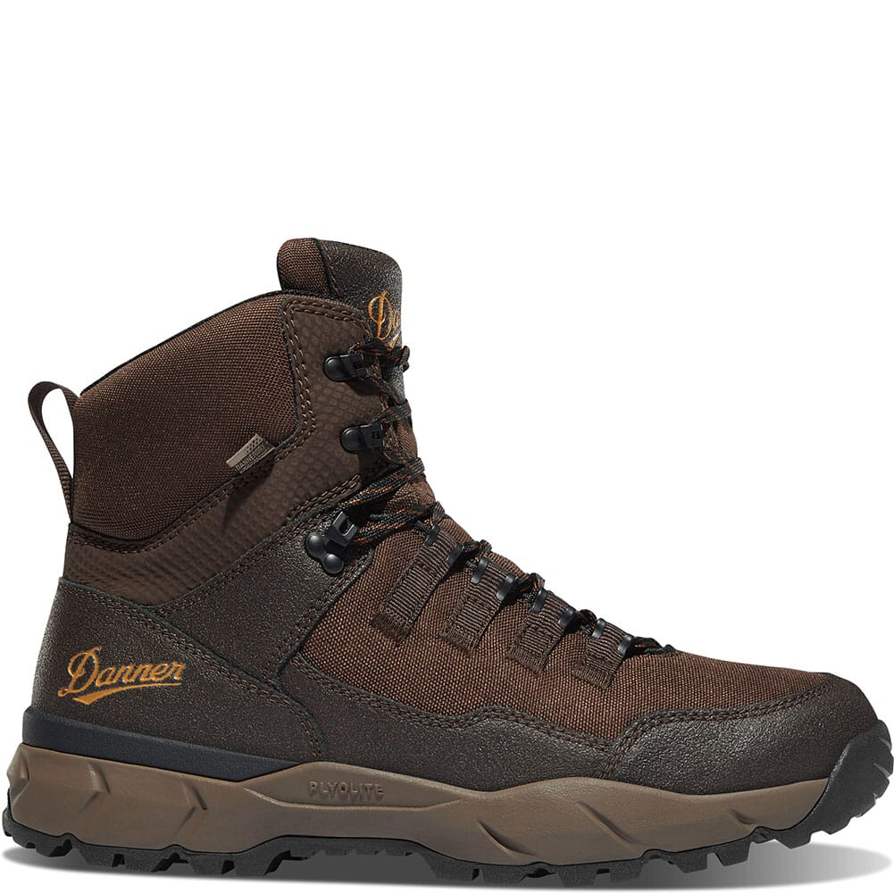 65301 Danner Men's Vital Trail Hiking Boots - Coffee Brown