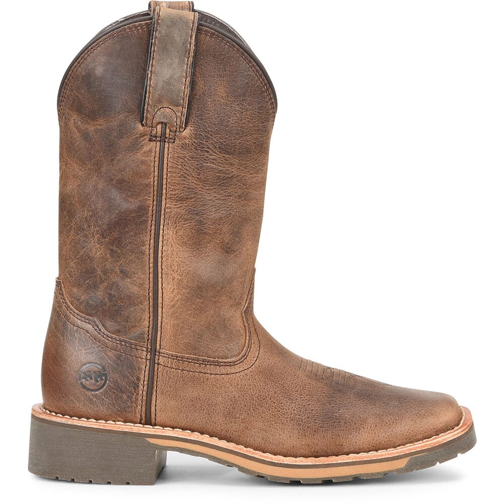 Double H Women's Trinity Work Ropers - Brown