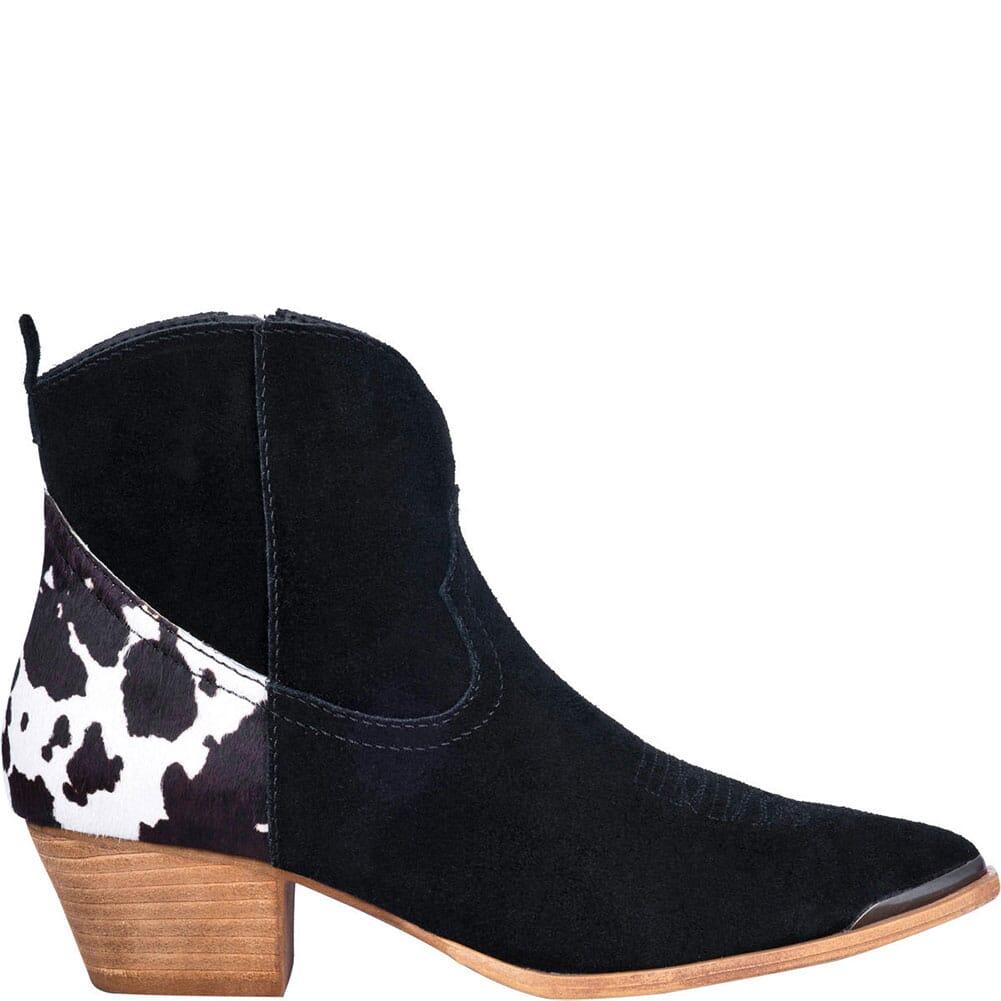 Dingo Women's Buck The Rules Western Boots - Black