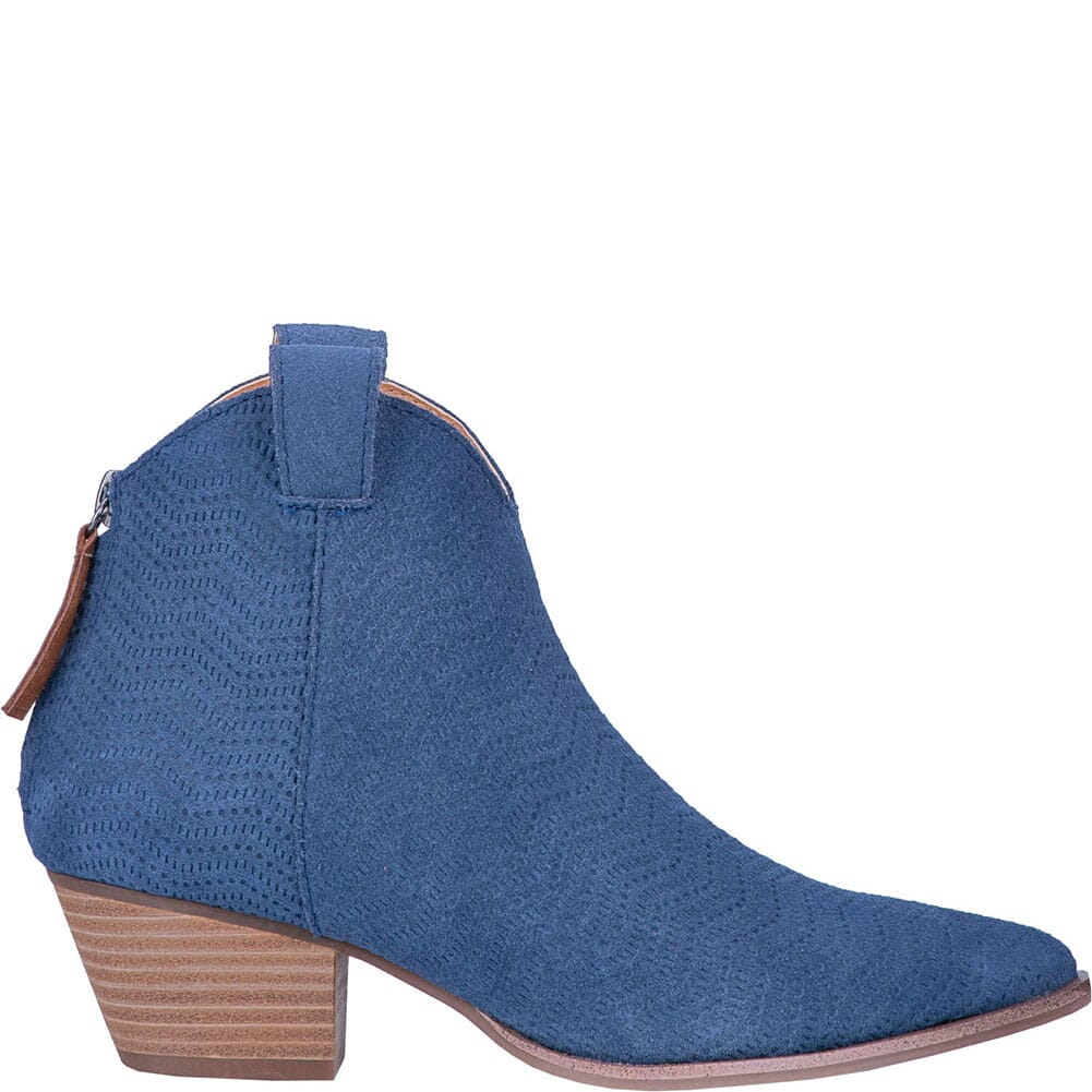 Dingo Women's Kuster Casual Boots - Blue
