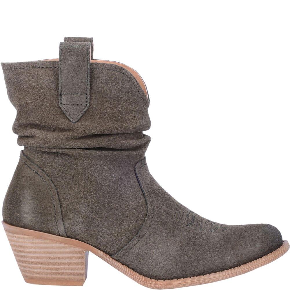 Dingo Women's Jackpot Casual Boots - Olive