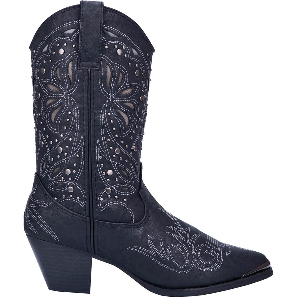 Dingo Women's Annabelle Western Boots - Black