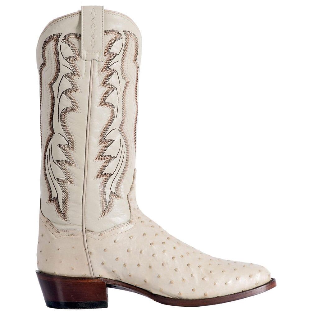 Dan Post Men's Pershing Western Boots - Winter White