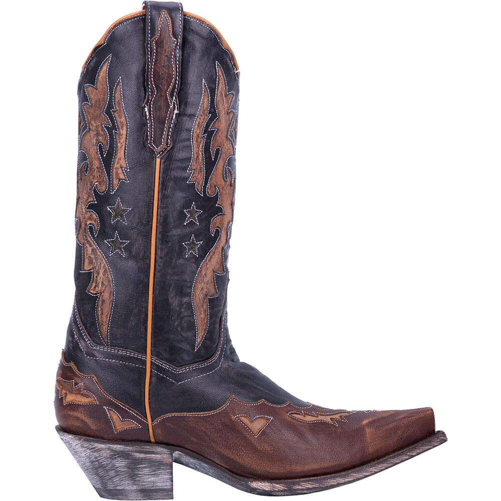 Dan Post Women's Amelia Western Boots - Chocolate