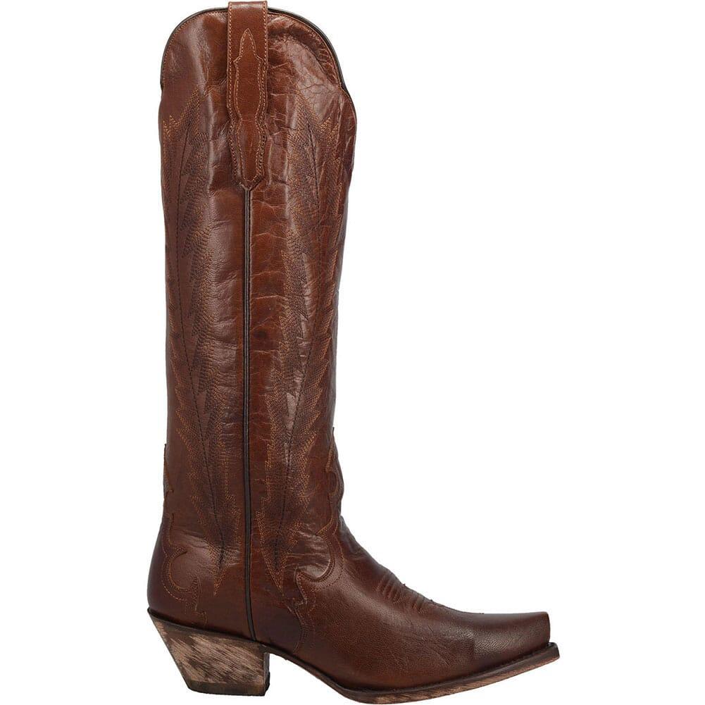 DP4087 Dan Post Women's Valeria Casual Boots - Cognac