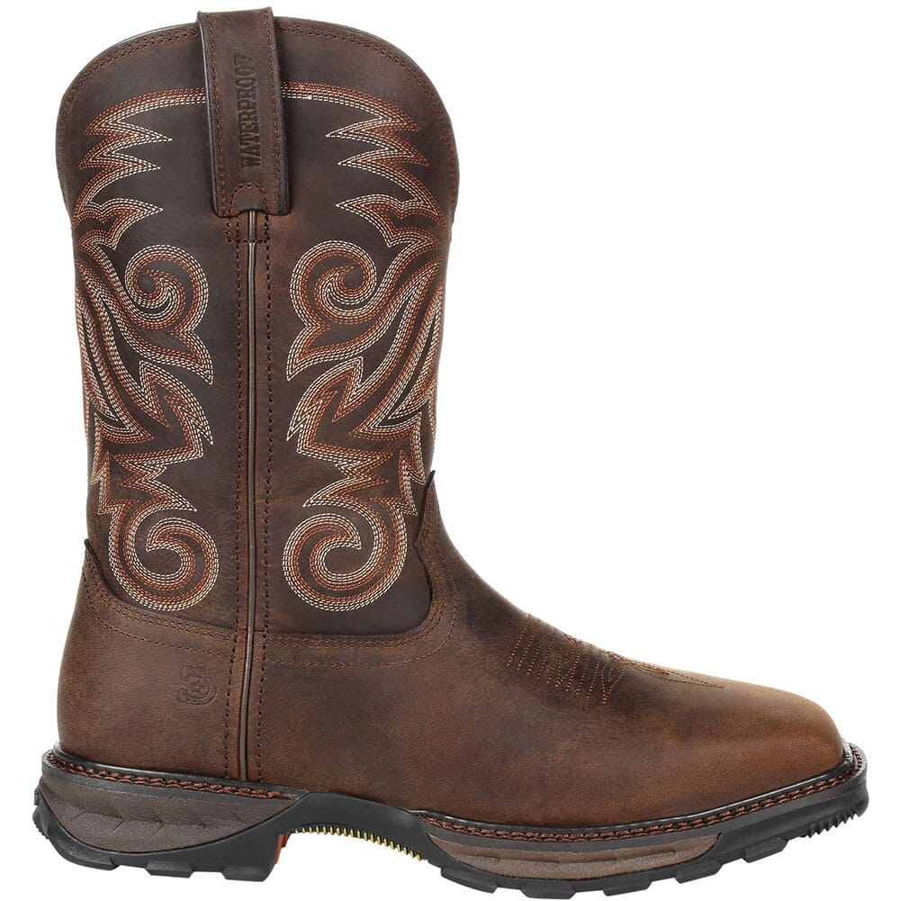 DDB0206 Durango Men's Maverick XP WP Safety Boots - Burly Brown