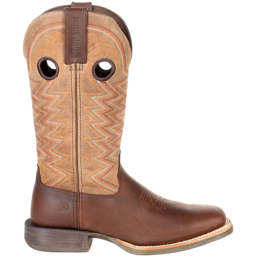 DRD0356 Durango Women's Lady Rebel Pro Western Boots - Tiger Eye