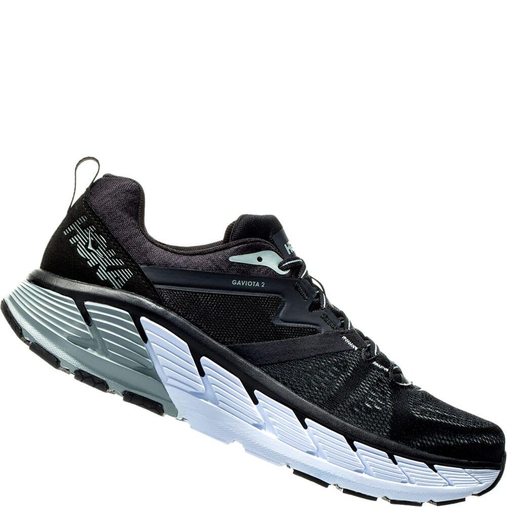 Hoka One One Men's Gaviota 2 Athletic Shoes - Black